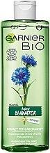 Parfumuri și produse cosmetice Apă micelară - Garnier Bio Soothing Cornflower Micellar Water