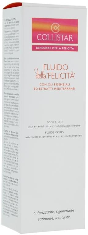 """Fluid pentru corp """"Felicita"""" - Collistar Fluido Della Felicita — Imagine N1"""