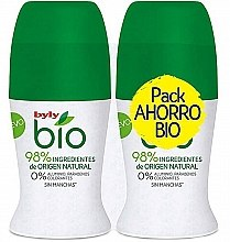 Parfumuri și produse cosmetice Deodorant - Byly Bio Natural 0% Deo Roll-On