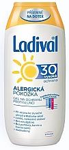 Parfumuri și produse cosmetice Loțiune-gel pentru piele sensibilă - Ladival SPF30
