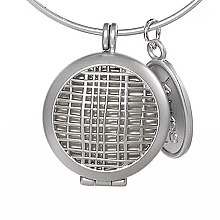 Aromatizator auto - Yankee Candle Charming Scents Linear Refillable Locket Clean Cotton — Imagine N4
