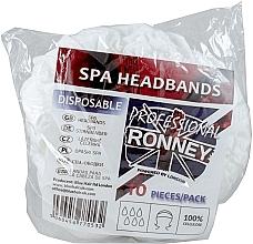 Parfumuri și produse cosmetice Bandă cosmetică pentru păr - Ronney Professional Spa Headbands