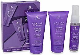 Set - Alterna Caviar Anti-Aging Multiplying Volume (shm/40ml + cond/40ml + mist/25ml) — Imagine N1