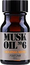 Parfumuri și produse cosmetice Ulei parfumat pentru corp - Gosh Musk Oil No.6 Perfume Oil