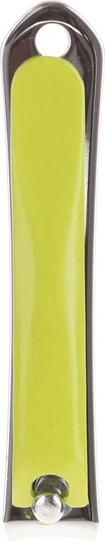 Clește pentru unghii 77630, L, verde - Top Choice Colours Nail Clippers — Imagine N1