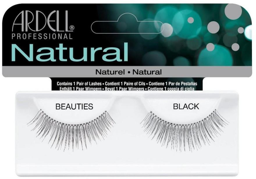 Extensii gene - Ardell Invisibands Beauties Black Eye Lashes — Imagine N1