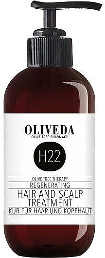 Produs pentru îngrijirea părului și a scalpului - Oliveda H22 Hair and Scalp Treatment — Imagine N1
