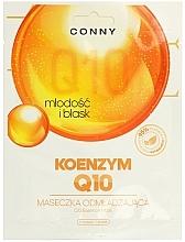 """Parfumuri și produse cosmetice Mască de față """"Coenzima Q10"""" - Conny Q10 Essence Mask"""