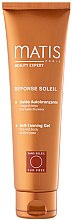 Parfumuri și produse cosmetice Gel autobronzant pentru corp - Matis Reponse Soleil Self Tanning Face & Body Gel