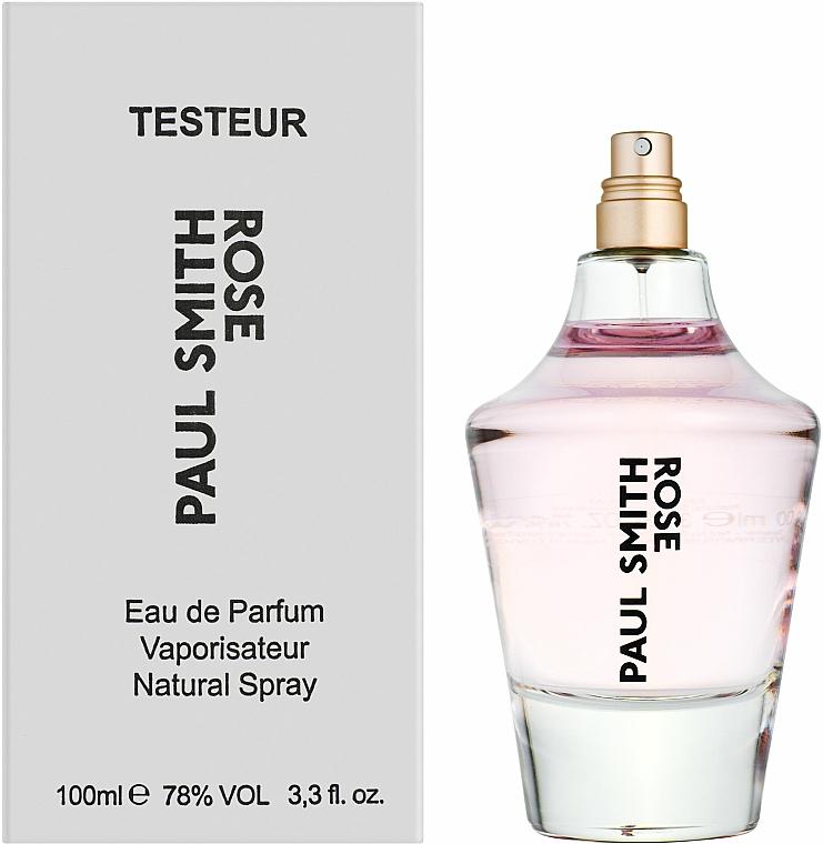 Paul Smith Rose - Apă de parfum (tester fără capac) — Imagine N2