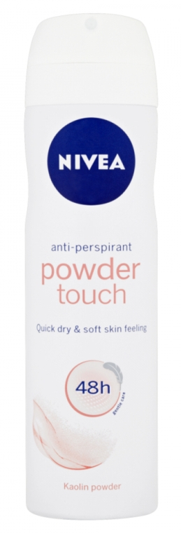Deodorant-spray - Nivea Women Deospray Powder Touch
