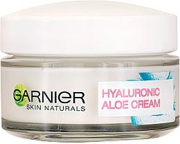 Parfumuri și produse cosmetice Cremă hidratantă de față - Garnier Skin Naturals Hyaluronic Aloe Day Cream