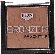 Parfumuri și produse cosmetice Bronzer pentru față - Hean Pro-contour Bronzer