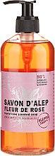 Parfumuri și produse cosmetice Săpun lichid Aleppo - Tade Liquide Rose Scented Soap