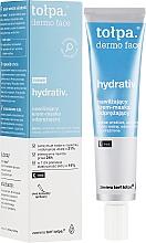 Parfumuri și produse cosmetice Cremă-mască de noapte pentru față - Tolpa Dermo Face Hydrativ Face Mask