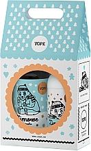 Parfumuri și produse cosmetice Set - Yope Zimowe Ciasteczka (b/balm/300ml + l/soap/500ml)