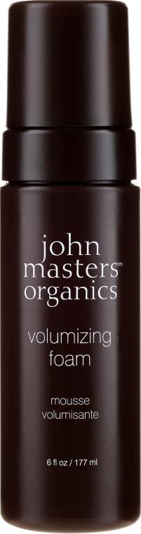 Spumă pentru volumul părului - John Masters Organics Volumizing Foam — Imagine N1