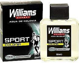 Parfumuri și produse cosmetice Apă de colonie - Williams Expert Sport Colonia