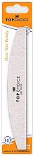 Parfumuri și produse cosmetice Pilă de unghii 100/180, 77869 - Top Choice