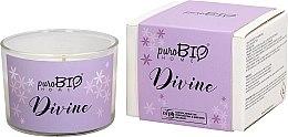Parfumuri și produse cosmetice Lumânare organică - PuroBio Cosmetics Home Organic Divine