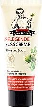 Parfumuri și produse cosmetice Cremă de picioare pentru piele uscată - Oma Gertrude