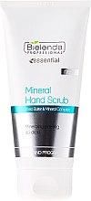 Parfumuri și produse cosmetice Peeling mineral pentru mâini - Bielenda Professional Mineral Hand Scrub