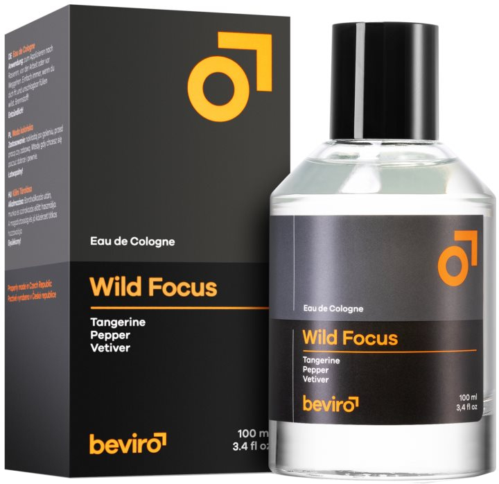 Be-Viro Wild Focus - Parfum  — Imagine N1
