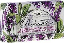 Parfumuri și produse cosmetice Săpun cu miros de lavandă și verbenă - Nesti Dante Romantica