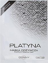 """Parfumuri și produse cosmetice Mască de față """"Platyna"""" - Conny Platinum Essence Mask"""