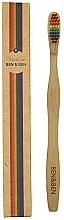 Parfumuri și produse cosmetice Periuță de dinți din bambus - Ben&Anna Ben & Ben Bamboo Toothbrush Brush