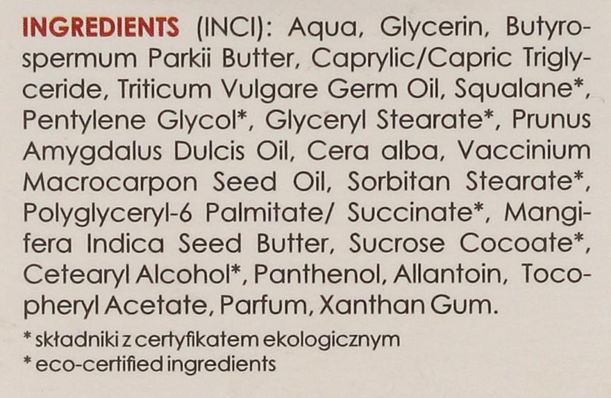 Cremă nutritivă pentru îngrijirea tenului - GoCranberry Soothing Nourishing Face Cream — Imagine N4