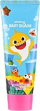 Parfumuri și produse cosmetice Pastă de dinți pentru copii - Pinkfong Baby Shark Toothpaste