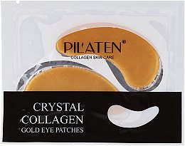Parfumuri și produse cosmetice Patch-uri cu colagen sub ochi - Pilaten Crystal Collagen Gold Eye Mask