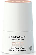 Parfumuri și produse cosmetice Deodorant calmant - Madara Cosmetics Soothing Deodorant