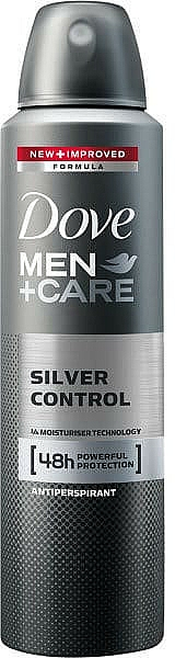 "Deodorant antiperspirant ""Silver Control"" - Dove — Imagine N1"