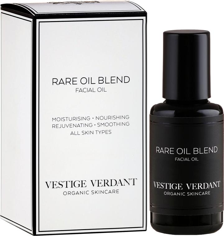 Ulei de față - Vestige Verdant Rare Oil Blend — Imagine N1