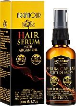 Parfumuri și produse cosmetice Ser pentru păr - Arganour Hair Serum Argan Oil