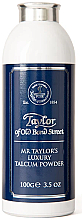 Parfumuri și produse cosmetice Taylor of Old Bond Street Mr Taylor Luxury Talcum Powder - Talc