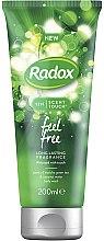 Parfumuri și produse cosmetice Gel de duș - Radox 12H Scent Touch Feel Free Body Wash