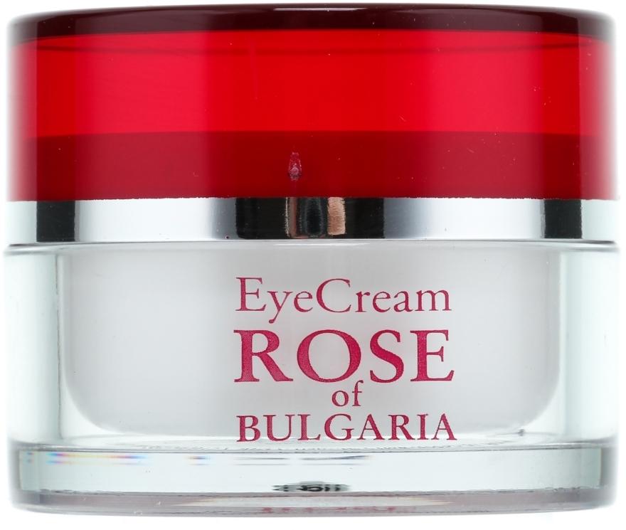 Cremă pentru conturul ochilor - BioFresh Rose of Bulgaria Eye Cream — Imagine N1