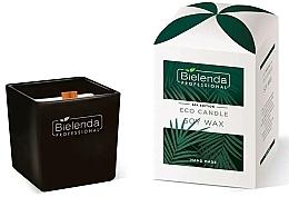 Parfumuri și produse cosmetice Lumânare parfumată, în pahar - Bielenda Professional