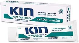 """Parfumuri și produse cosmetice Pastă de dinți """"Aloe Vera"""" - Kin Aloe Vera Toothpaste"""