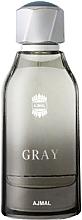 Parfumuri și produse cosmetice Ajmal Gray - Apă de parfum