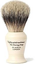 Parfumuri și produse cosmetice Pămătuf de ras, S375 - Taylor of Old Bond Street Shaving Brush Super Badger size M