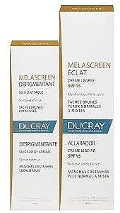 Set - Ducray Melascreen Set (cr/40ml + serum/30ml) — Imagine N1