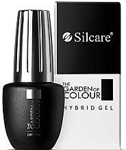 Parfumuri și produse cosmetice Fixator pentru lac de unghii - Silcare Dry Top From The Garden Of Color