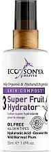 Parfumuri și produse cosmetice Cremă hidratantă pentru față - Eco by Sonya Super Fruit Hydrator
