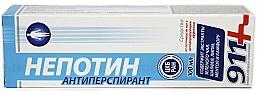 """Parfumuri și produse cosmetice Gel antiperspirant pentru picioare cu efect deodorant """"Nepotin"""" - 911"""