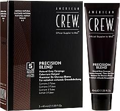 Parfumuri și produse cosmetice Sistem de mascare pentru părul cărunt - American Crew Precision Blend Shades
