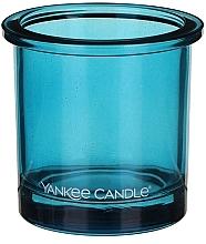 Parfumuri și produse cosmetice Sfeșnic pentru lumânare votivă - Yankee Candle POP Blue Tealight Votive Holder